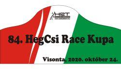 84. HegCsi Race Kupa – BSSW-Visonta, 2020. október 24.